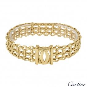 Cartier Yellow Gold Penelope Bracelet